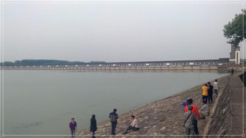 【轻松游玩】三河闸水利,蒋坝古镇风景区