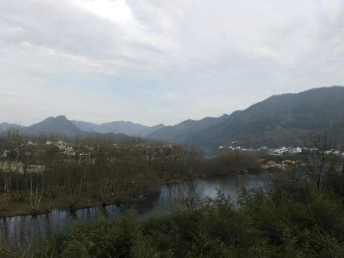 桃花潭风景区