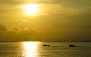 【防城港图片】北部湾的另一片海:防城港、东兴、金滩游记