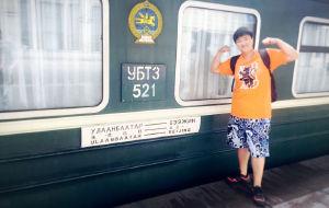 """【乌兰巴托图片】和伙伴说去就去蒙古国九天的上演一场""""蒙囧"""""""