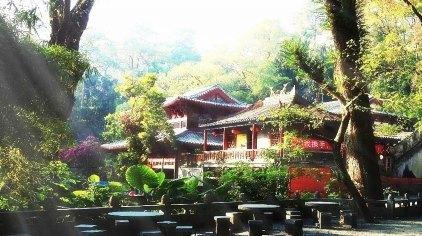 桂平西山风景名胜区门票