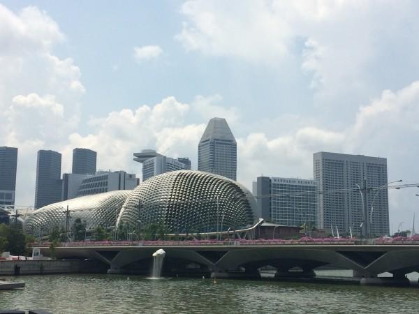 2016,游走新加坡