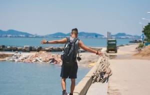 【南海图片】记一年夏天有趣的海岛游记