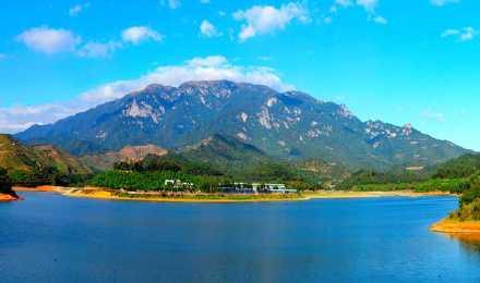 惠州旅游 广东罗浮山风景名胜区成人票