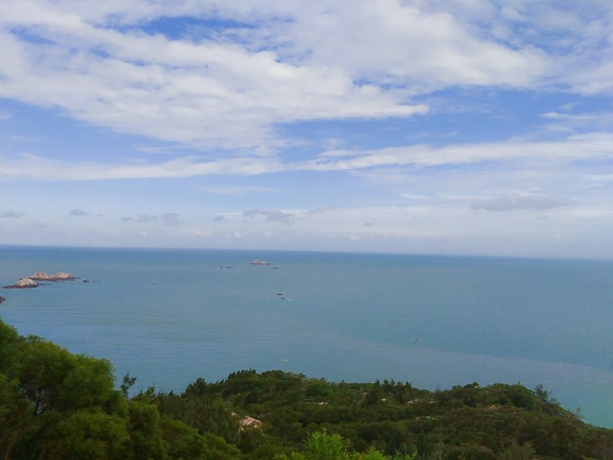 湄洲岛两日自由行 说走就走的独旅