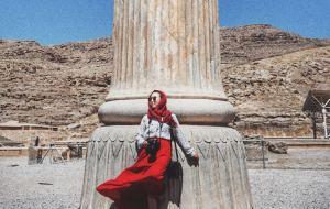 【波斯波利斯图片】掀开伊朗的面纱,看一眼波斯的深邃