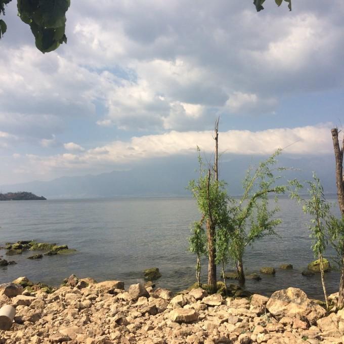 寻找最美的风景洱海