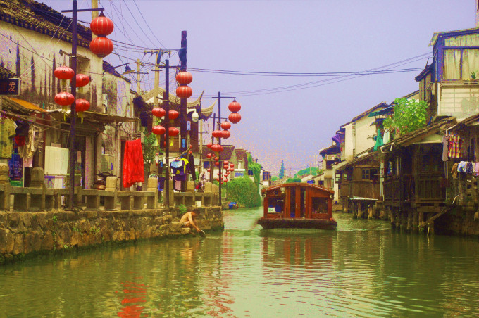 国家aaaa级景区,中国历史文化名街——山塘街,曾是明清时期