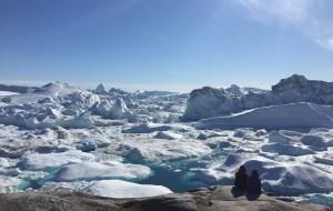 【格陵兰岛图片】飞跃北极圈,来到世界尽头——挪威冰岛格陵兰之旅