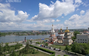 【伊尔库茨克图片】流放在西伯利亚的伊尔库茨克——欢庆篇