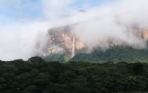 【委内瑞拉图片】委内瑞拉 穿瀑布和天使瀑布 - 2016夏和老爸一起冒险系列