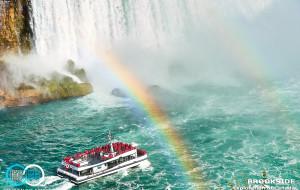 【多伦多图片】【贝客诗探秘行】枫叶国度东到西,古老集市买水果、大瀑布雨雾游船、魁北克风情酒庄、ATV遇到熊~