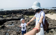 涠洲岛 宝藏纪念