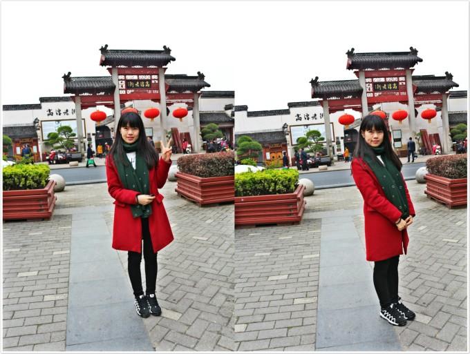"""2012年,高淳老街入选""""中国历史文化名街""""和""""新金陵四十八景""""."""