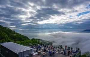 【富良野图片】云の海~~~超多美图&超详细攻略 【北海道】,我们来了~TOMAMU、富良野、洞爷湖、登别、小樽