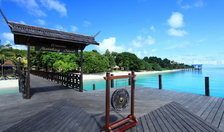 马来西亚邦邦岛 马达京 小马达京一日游 仙本那旅游深潜