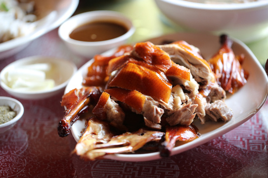 九乡风景区烤鸭图片