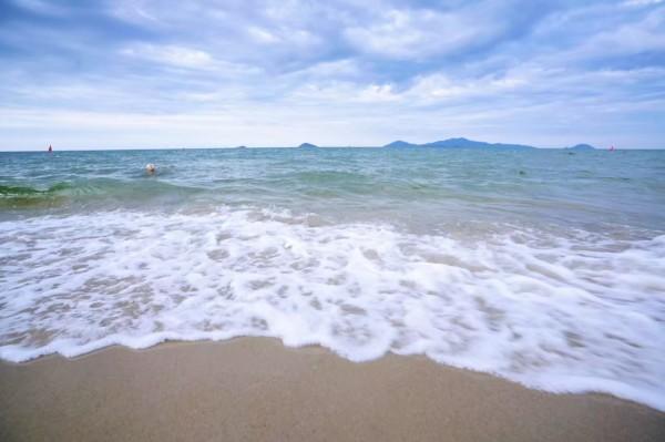 世界最美的六大海滩 美溪海滩,岘港四日游