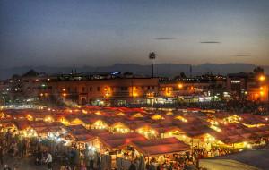 【卡萨布兰卡图片】【北非二十天】异域国度摩洛哥·上帝的调色盘·我的漫游生活
