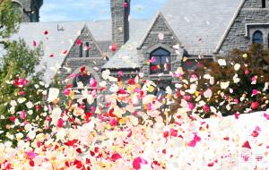 【费城图片】回母校参加一场五月的女校狂欢!记 16-May day!