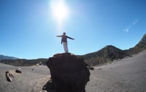 【东爪哇图片】|豪迈天下|苏腊巴亚 - 惊心火山。星耀银河