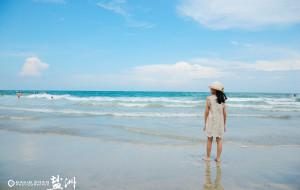 【惠东图片】邂逅盐洲岛的六月---广东惠东