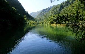 【黑山图片】黑山谷,中国最美养生峡谷,