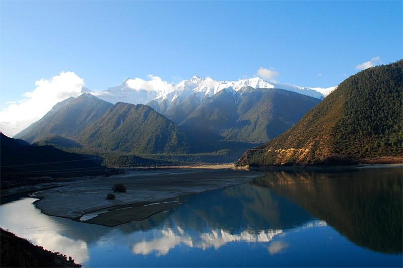 西藏.雅鲁藏布江大峡谷让我难以忘怀
