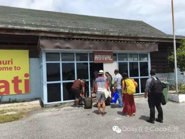 大洋洲 基里巴斯首都 南塔拉瓦市 - 西部落叶 - 《西部落叶》· 余文博客