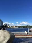 行走在瑞典维恩湖、斯特哥尔摩(一)